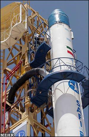 ایران هشتمین کشور دارای فناوری فضایی