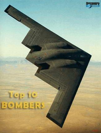 دانلود فیلم مستند 10 بمب افكن برتر Top 10 Bombers