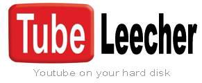 TubeLeecher Logo