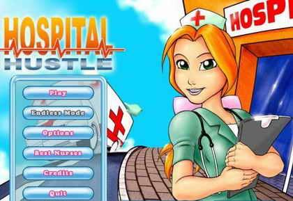 بازی مدیریت بیمارستان