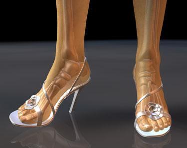 کفش صادقی