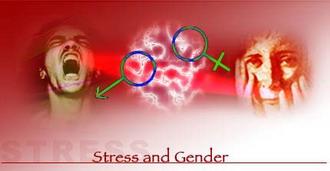 تفاوت زنان و مردان:  استرس و افسردگي