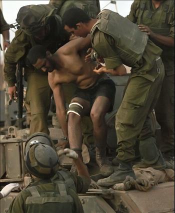 سربازان شکست خورده تیپ گولانی